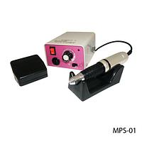 Компактный фрезер для полировки ногтей Lady Victory (25000 об./мин) LDV MPS-01