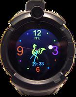 Детские GPS часы Q360 (G610) черные