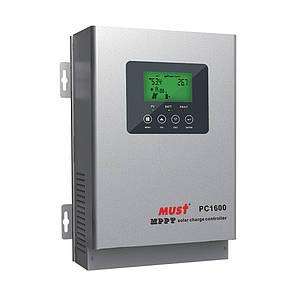Контроллер заряда MUST PC16-4515F, 45А, фото 2