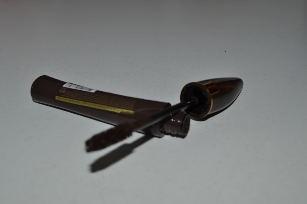Тушь для ресниц FFLEUR MAGIC коричневая, 10 мл