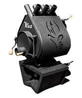 Печь отопительная конвекционная Rud Pyrotron Кантри 00 с декоративной обшивкой