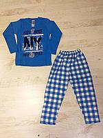 Пижамы детские, Турция, оптом, 4-6 рр