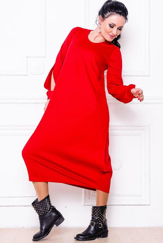 Красное платье  -ДОМЕНИКА-