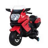Ел-мобіль Т-7214 мотоцикл 6V7AH мотор 1*35W 104.5*32.5*63.5, фото 2