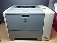 Лазерный принтер HP LaserJet P3005D с картриджем