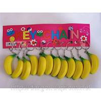 Брелок банан мягкий.