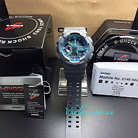 Часы CASIO G-SHOCK GA-110 Gray-blue AAA, фото 1