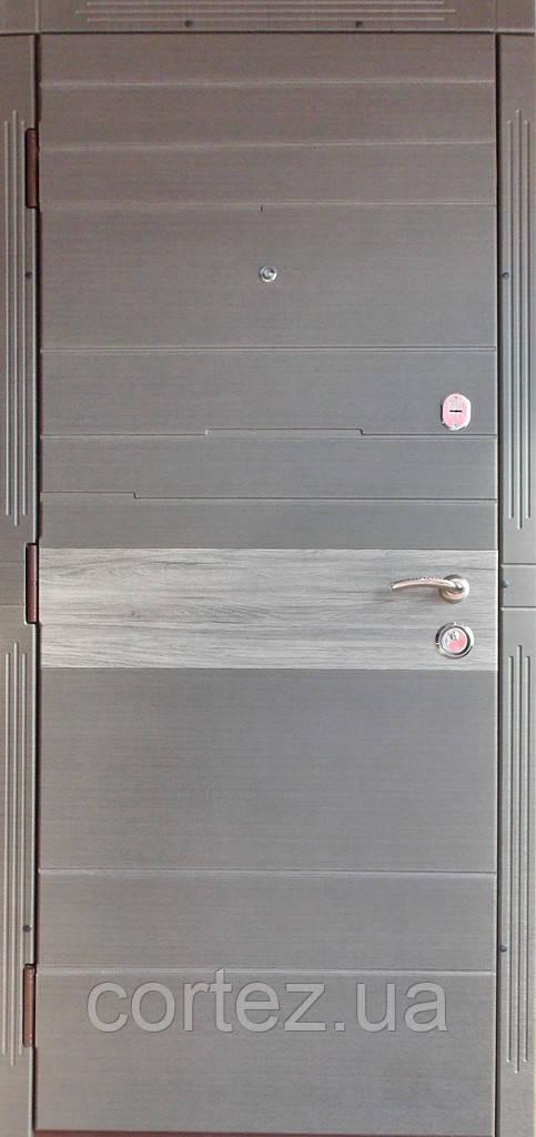 Двери входные Премиум+ 204 полотно 95мм