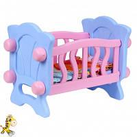 Игрушка Кроватка для куклы ТехноК, арт. 4173