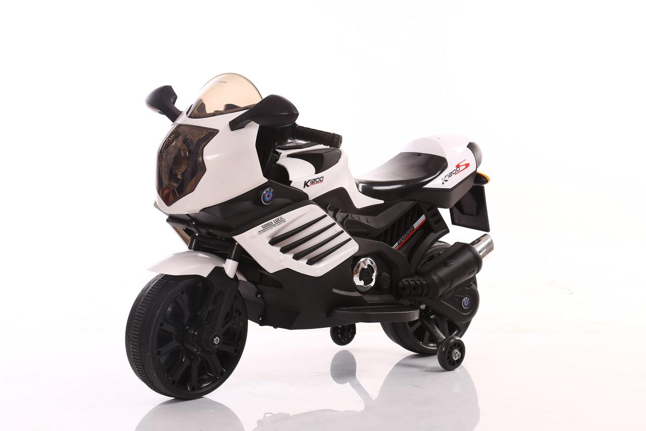 Ел-мобіль T-7212 мотоцикл 2*6V4.5AH мотор 2*15W 95*47*63