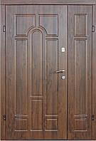 Входные полуторные двери комфорт 105