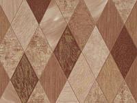 Обои виниловые супер мойка Регби 5586-12 коричневый, фото 1