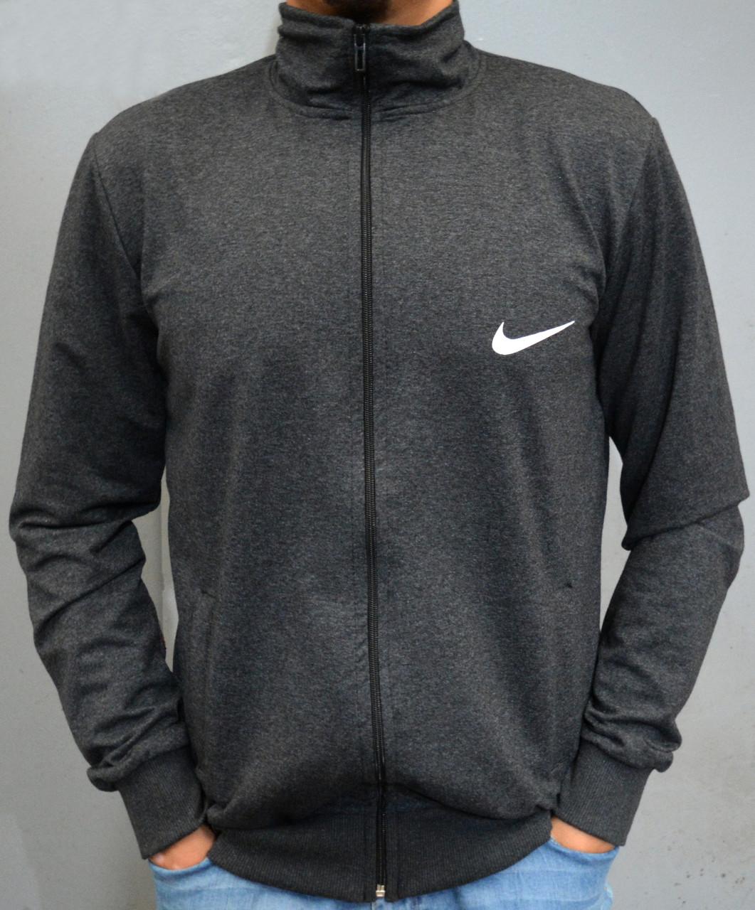 fa1c435428dd Размеры: 44,46,48,50 Мужская спортивная кофта на молнии Nike (Найк) /  Трикотаж / олимпийка ...