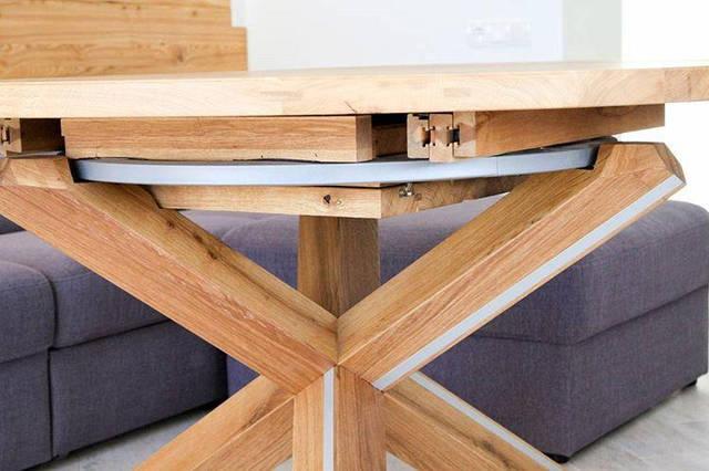 Мебель из массива любой сложности -1