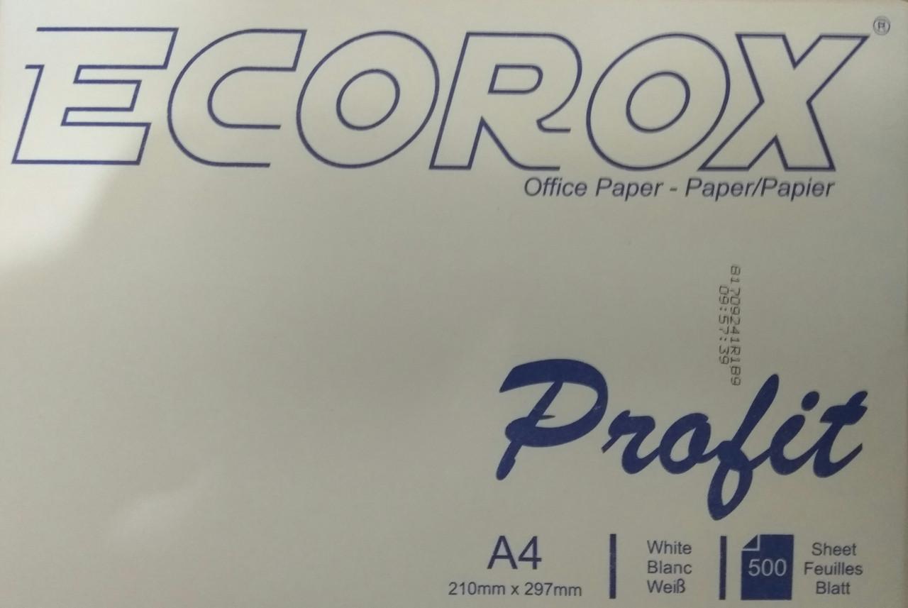 Офисная бумага Ecorox Profit