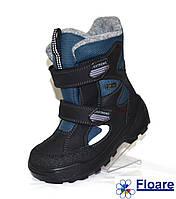 Детские зимние термо-ботинки ТМ Floare. 33р