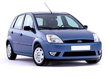 Лобовое стекло Ford Fiesta V 5D 2002-2008