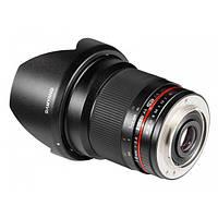 Объектив Samyang 16mm F2.0 ED AS UMC CS AE Nikon F