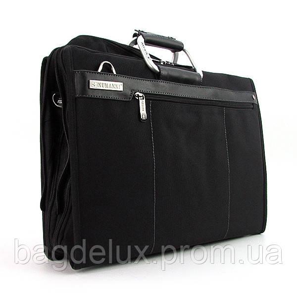 e20966087678 Сумка портфель для компьютера ноутбука текстильная Numanni 880 - Bag De Lux  - Интернет магазин сумок