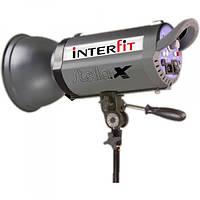Студийный осветитель Interfit INT438 stellar X 600 w/s