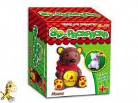 3D-Раскраска - фигурка Медведь 15100102Р