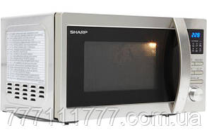 Микроволновая печь SHARP R-222STWE. Гарантия! Оригинал!