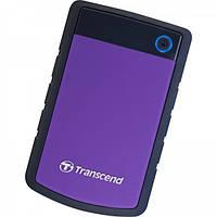 НЖМД Transcend StoreJet 2.5 USB 3.0 3TB серия H Purple