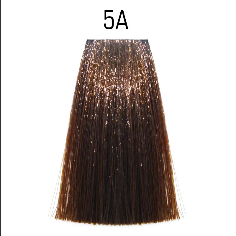 5A (светлый шатен пепельный) Стойкая крем-краска для волос Matrix Socolor.beauty,90 ml