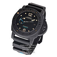 """Officine Panerai №28 """"Luminor 1950 Submersible Carbotech (PAM00616)"""" AAA copy"""
