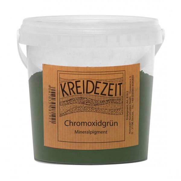 Пигмент натуральный - Оксид хрома зеленый / Chromoxidgrün