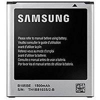Аккумулятор (батарея) для Samsung B105BE, S7275/Galaxy Ace 3/Galaxy Ace 3 LTE/I7275/S7270, 1800 мАч