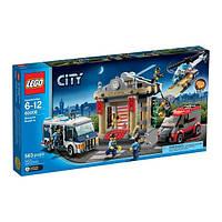 Lego City Ограбление музея 60008