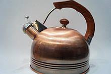 Чайник Giakoma G-3304 (2.5 L) для газових і електричних плит