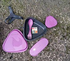 Набор LunchKit Pinkmetal 41375410