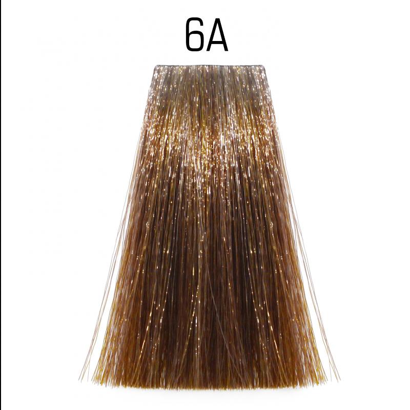 Купить 6A (темный блондин пепельный) Стойкая крем-краска для волос Matrix Socolor.beauty, 90 ml, L'Oreal