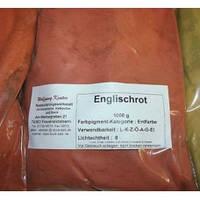 Пигмент натуральный - Английский красный / Englischrot hell