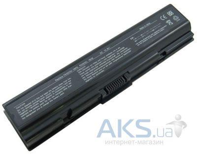 Аккумулятор для ноутбука PowerPlant Toshiba Satellite A200(PA3534U-1BRS, TO 3534 3S2P) 10,8V 5200mA