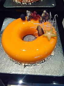 Паста фруктова Апельсин CremoLinea, 1кг, 3кг.