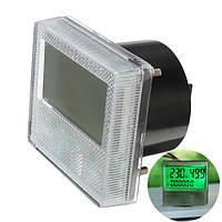 В AC 80-300в 3в1 времени LCD частота напряжения комбинированный счетчик для генератора