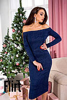 Вечернее платье миди тв-11020-4