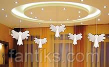 Ангелочек (подвесной) средний для декора №2
