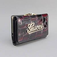 Кошелек кожаный женский средний Gucci 131-10840