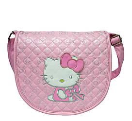 Сумка Hello Kitty Glamor Розовая 48025 купить оптом от производителя