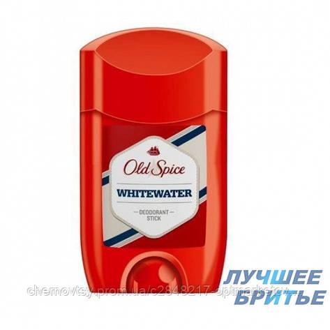 Дезодорант-стик для мужчин Old Spice WhiteWater 50 г , фото 2