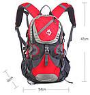 Рюкзак спортивный Jungle King 25 + 5L зеленый, фото 2