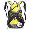 Рюкзак спортивный Jungle King 25 + 5L желтый