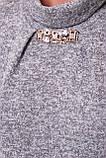 Длинное платье Алиса жемчуг, фото 4