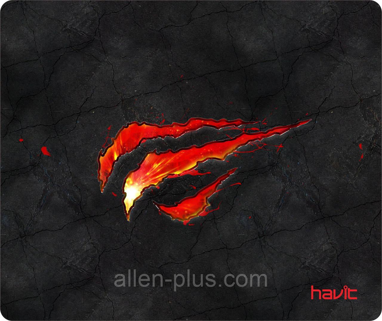 Коврик для мыши HAVIT HV-MP837, black (250x210x2mm)