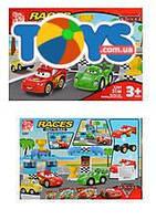 Конструктор RACES «Тачки», 5291
