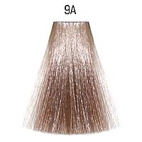 9A (очень светлый блондин пепельный) Стойкая крем-краска для волос Matrix Socolor.beauty,90 ml, фото 1